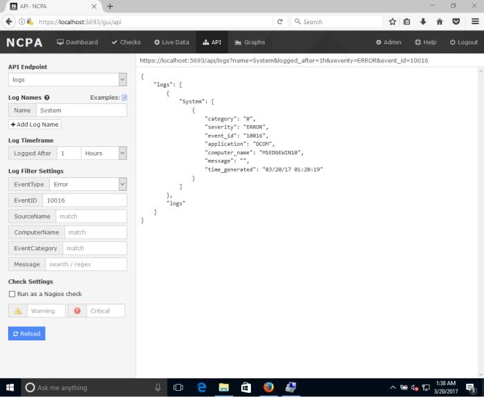 NCPA_WebGUI